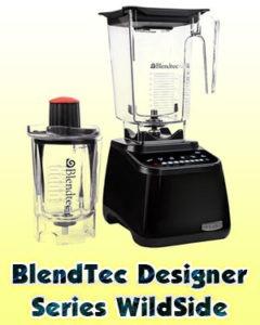 BlendTec Designer Series WildSide Blender